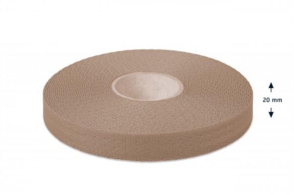 Econyl® Gurtband, recycelt, beige 203