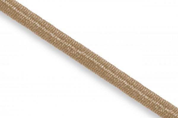 Gummikordel, Econyl® recycelt, 4 mm, beige 203