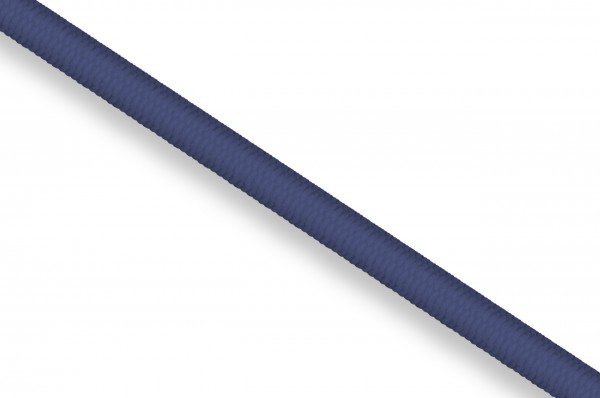 Gummikordel, Dicke 3 mm marine