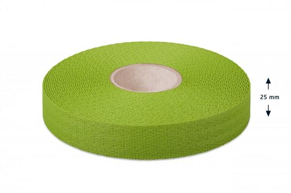 Econyl® Gurtband, recycelt, gruen 623