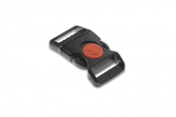 Sicherheitsschnalle zum Stecken 25 mm
