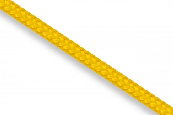 Rundkordel, Polypropylen 3 mm gelb