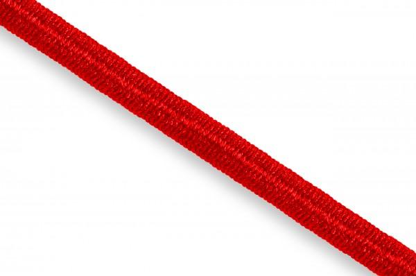Gummikordel, Econyl® recycelt, 4 mm, rot 421
