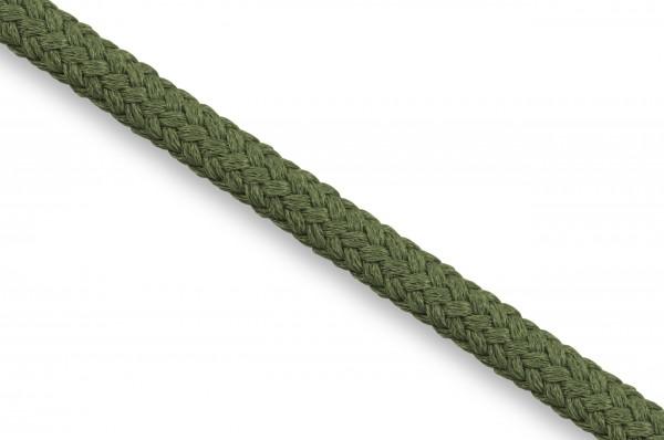 Rundkordel, Econyl® recycelt, 4 mm, olive