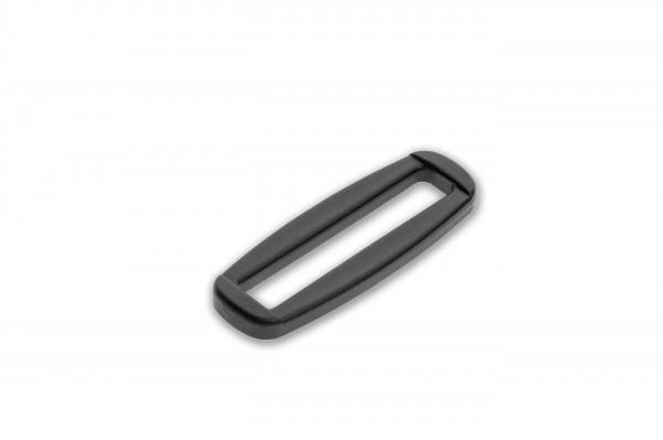 Ovaler Kunststoff Ring 50 mm