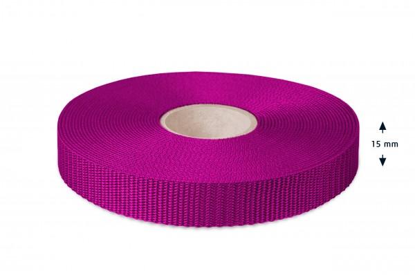 Allzweck Gurtband, Pink 724