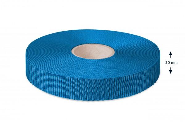 Allzweck Gurtband, Blau 630