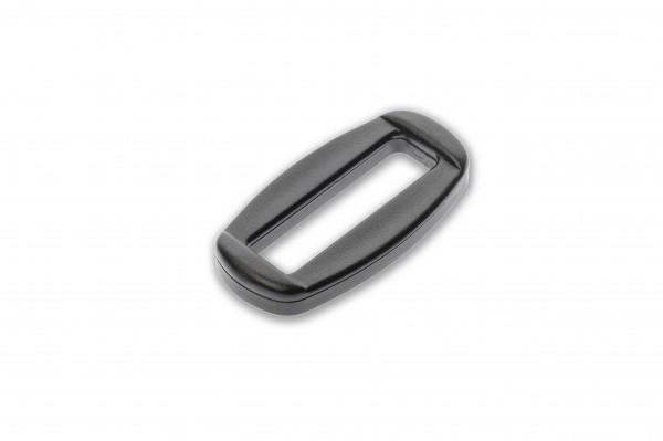 Ovaler Kunststoff Ring 25 mm