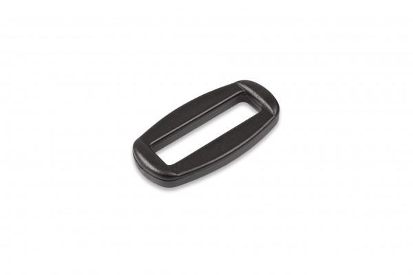 Ovaler Kunststoff Ring 30 mm