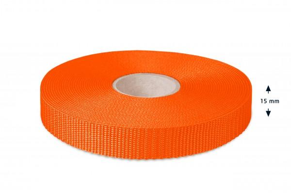 Allzweck Gurtband, Orange 9
