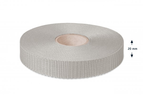 Allzweck Gurtband, Silber 7