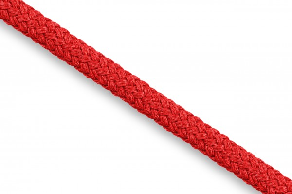 Rundkordel, Econyl® recycelt, 4 mm, rot 421