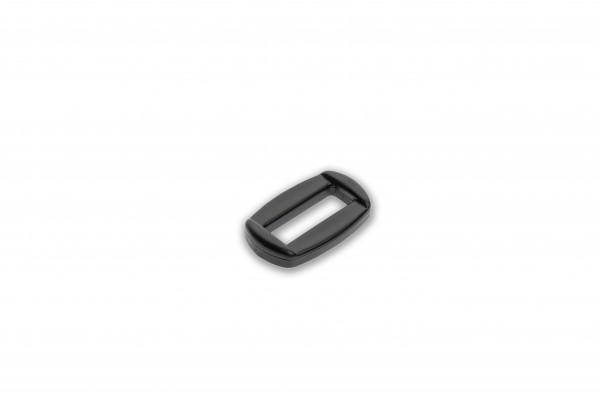 Ovaler Kunststoff Ring 15 mm