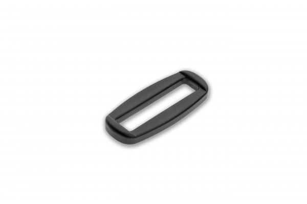 Ovaler Kunststoff Ring 40 mm