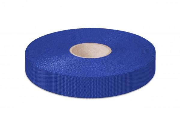Einfaßband Polypropylen, königsblau, 18 mm