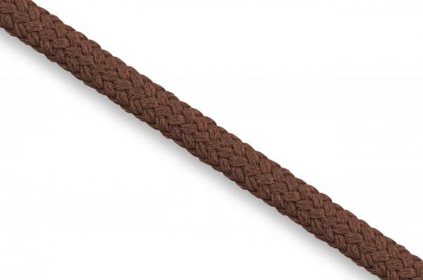 Rundkordel, Econyl® recycelt, 4 mm, braun